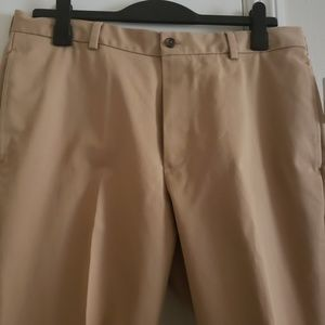 BROOKS BROTHERS flat front cino